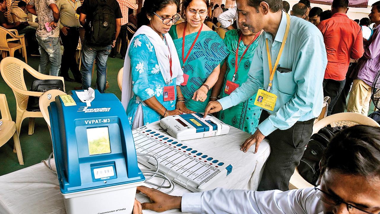 Revert to ballot papers, demand activists