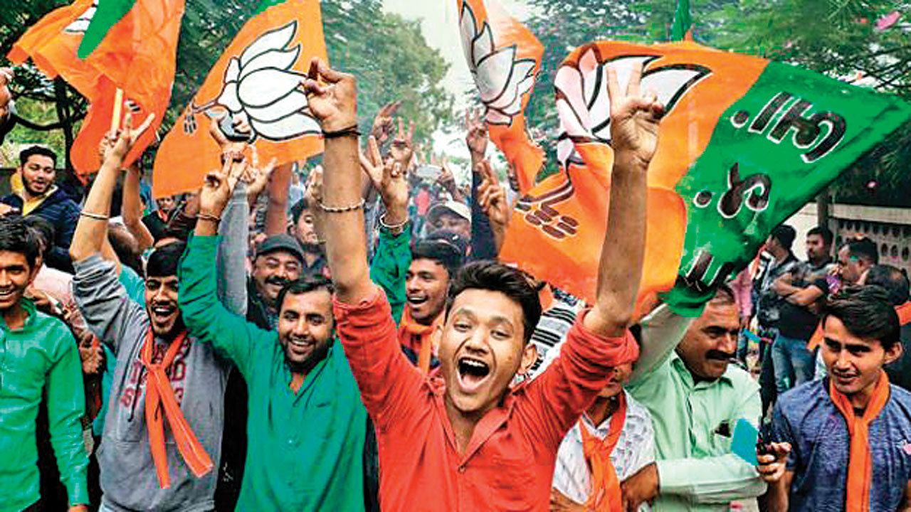 BJP prepares for Maharashtra assembly polls, aims for 2.5 cr voters