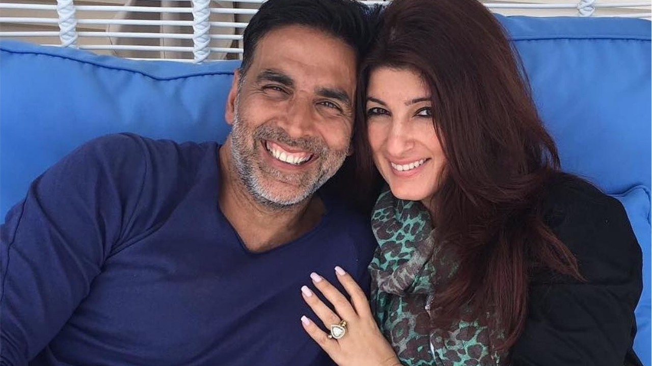Twinkle Khanna reveals how hubby Akshay Kumar is making some 'quick money' on their family vacay