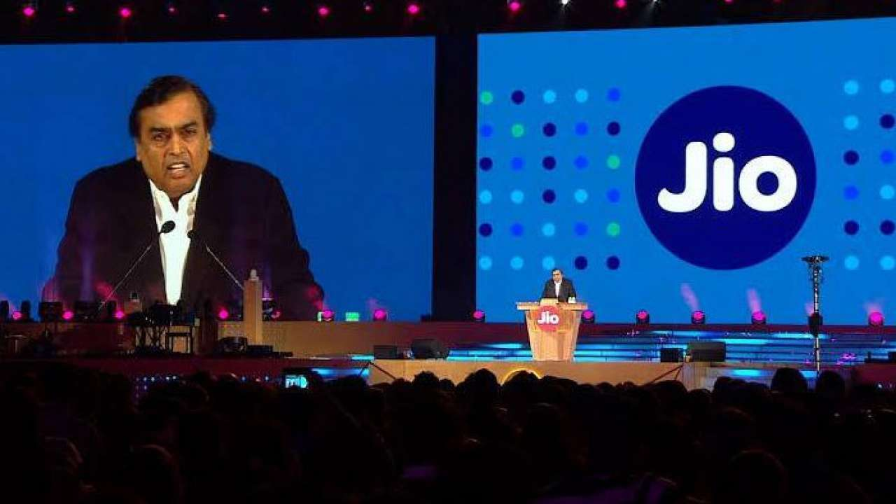 Reliance Jio pips Airtel to become India's 2nd largest mobile operator