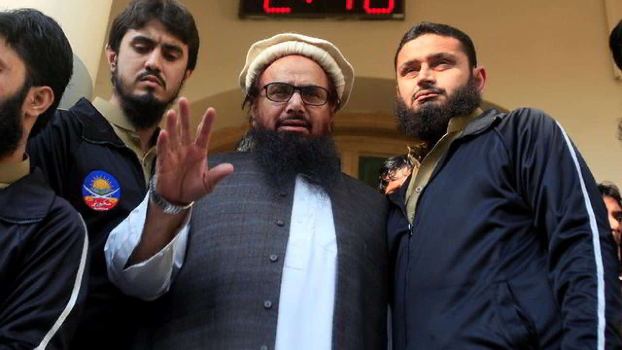 '#ISupportHafizSaeed' trends on Pak Twitter after 26/11 Mumbai attack mastermind arrested ahead of Imran's US visit