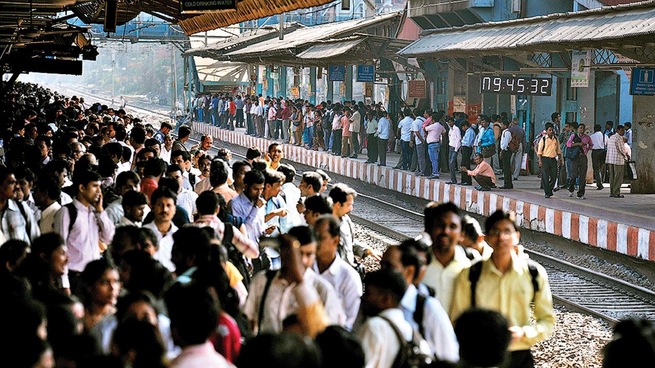 Tiff time, set on Mumbai's platforms