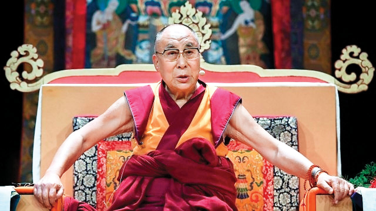 India has to stand up to China on Dalai Lama's succession
