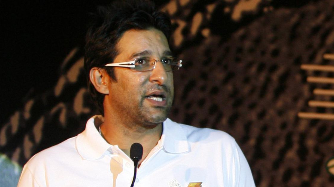 Wasim Akram 'embarrassed and humiliated' at Manchester airport for carrying insulin