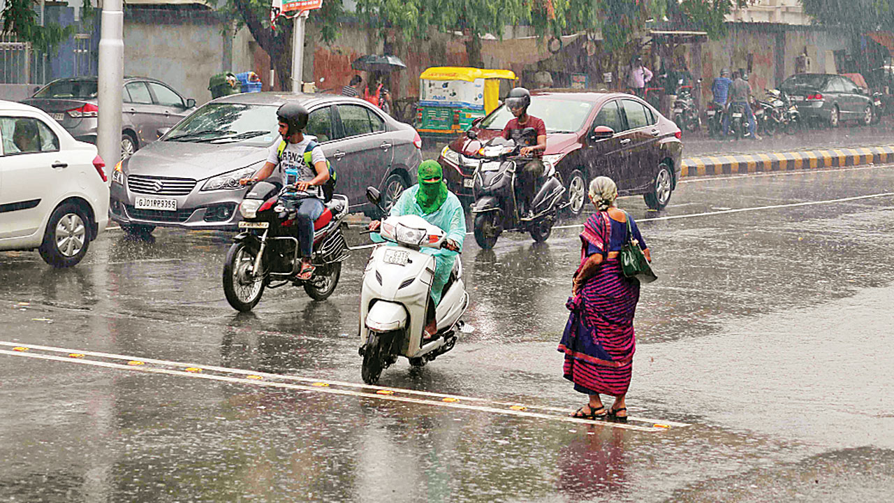 Monsoon proves to be a dampener for Gujarat