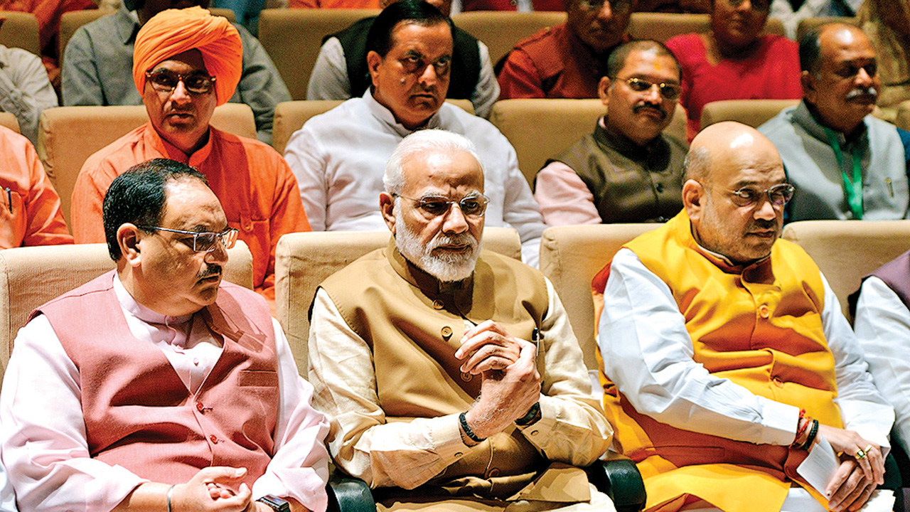 With focus on discipline, BJP to hold two-day 'Abhyas Varga' session for party MPs