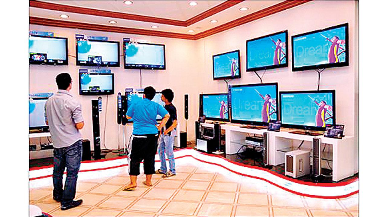 Japan's AIWA re-enters Indian market