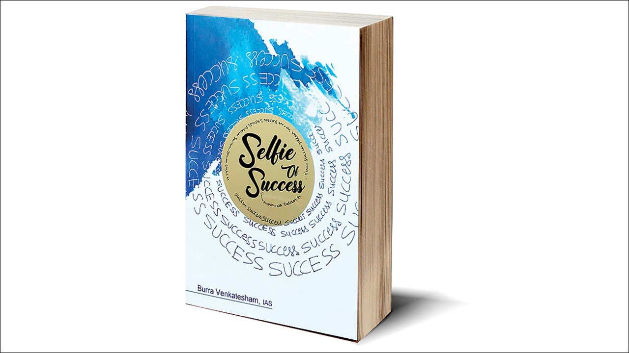 BOOK REVIEW: Selfie for Success