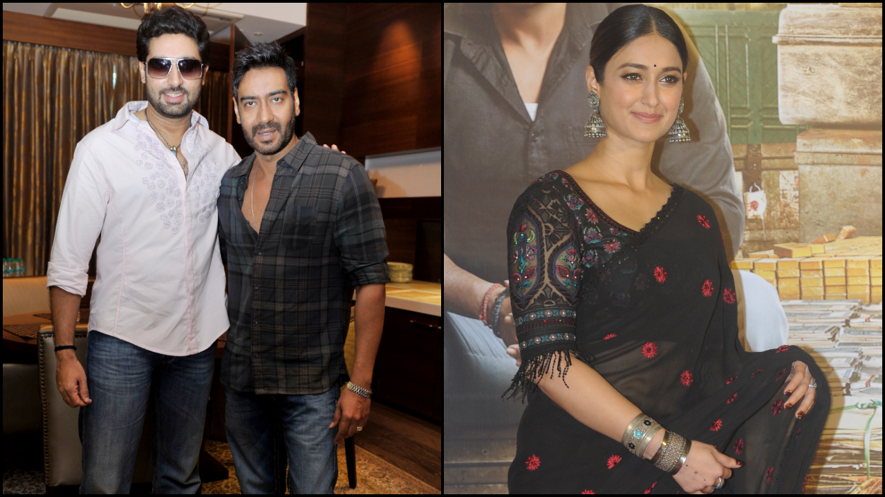 Ajay Devgn to reunite with Abhishek Bachchan and Ileana D'Cruz for a forthcoming project