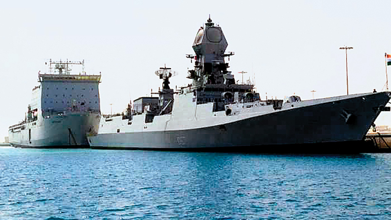 Abrogation of Article 370: Indian Navy puts all bases, warships on alert