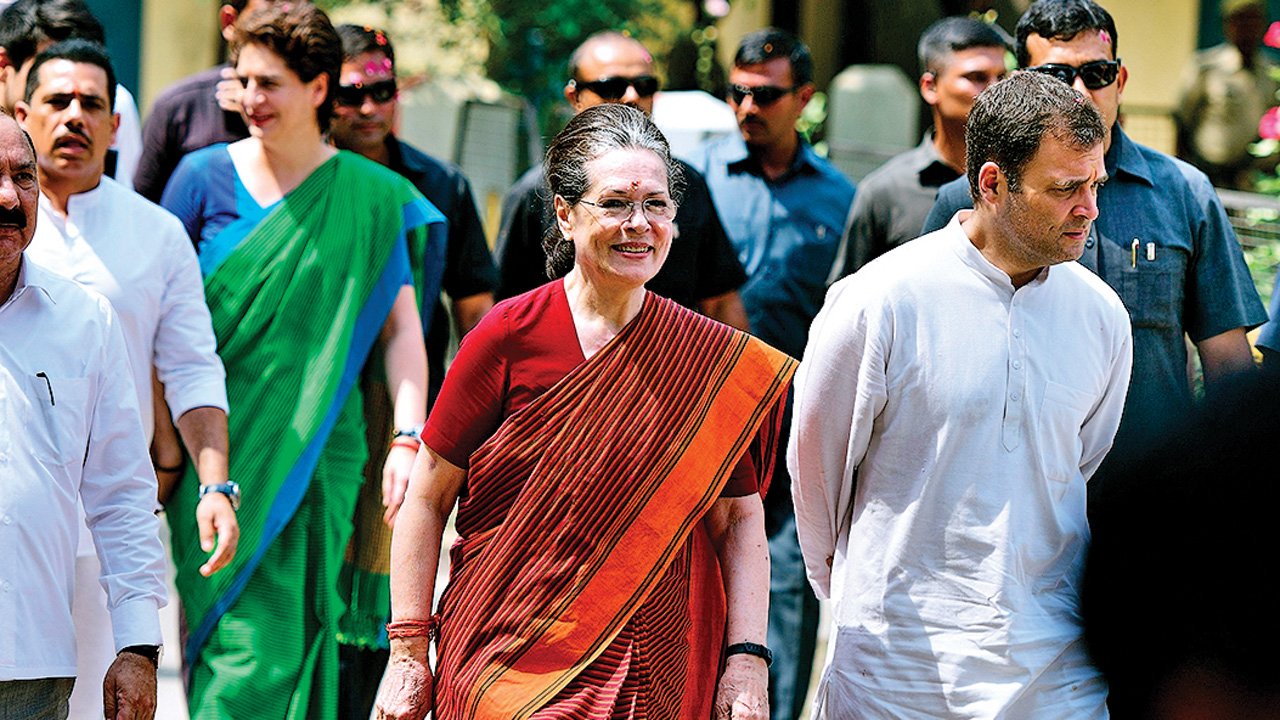 DNA Edit: More of the same - Chance to appooint non-Gandhi Congress head is lost