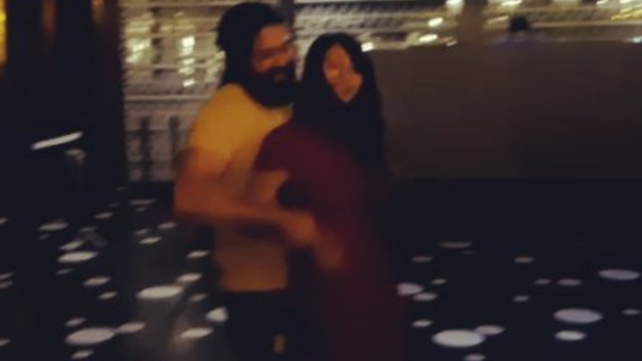 Video: Yash and Radhika Pandit dancing to 'Gali Gali' song from 'KGF: Chapter 1' is ultimate couple goals