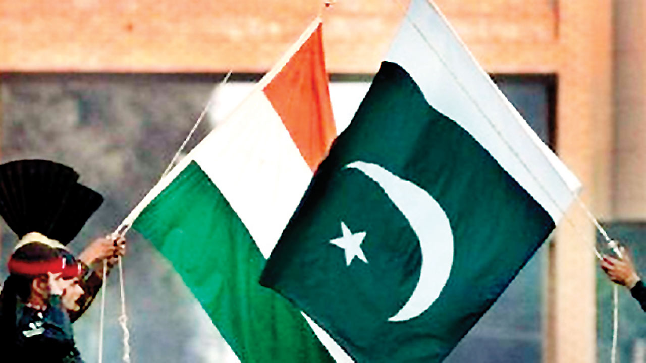 Neighbour Set Back: Pakistan in a spot of bother, but...