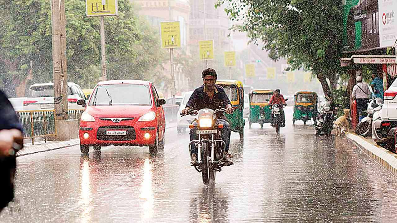 Heavy rains likely in south, central, north Gujarat: IMD