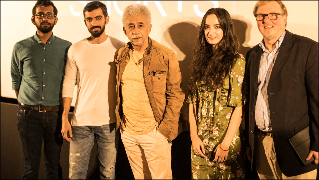 Naseeruddin Shah and Vikrant Massey's short film 'Half Full' wins big at Best of India Short Film Festival 2019