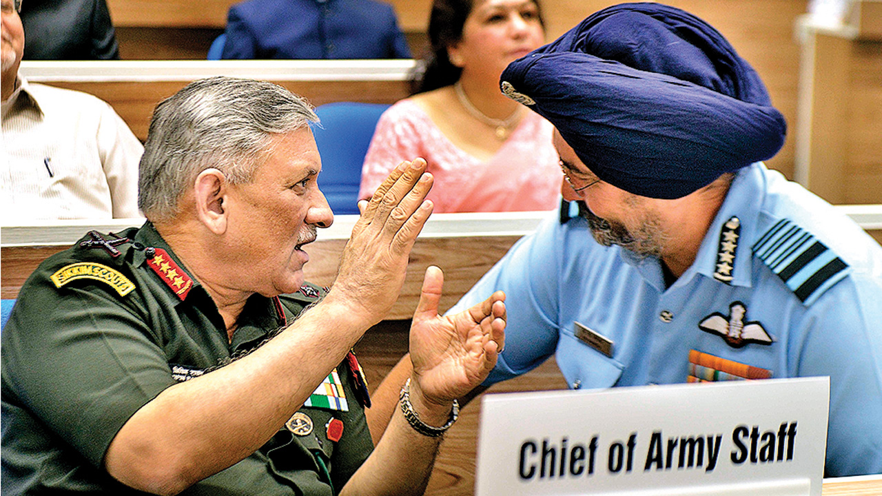 It is adversary's wish to activate Line of Control: Army chief General Bipin Rawat