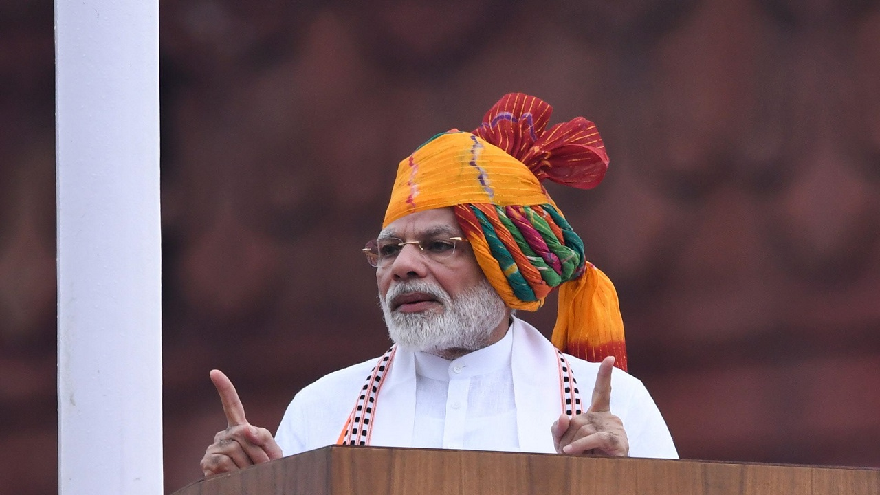 Global powers should come together to fight terrorism: PM Modi