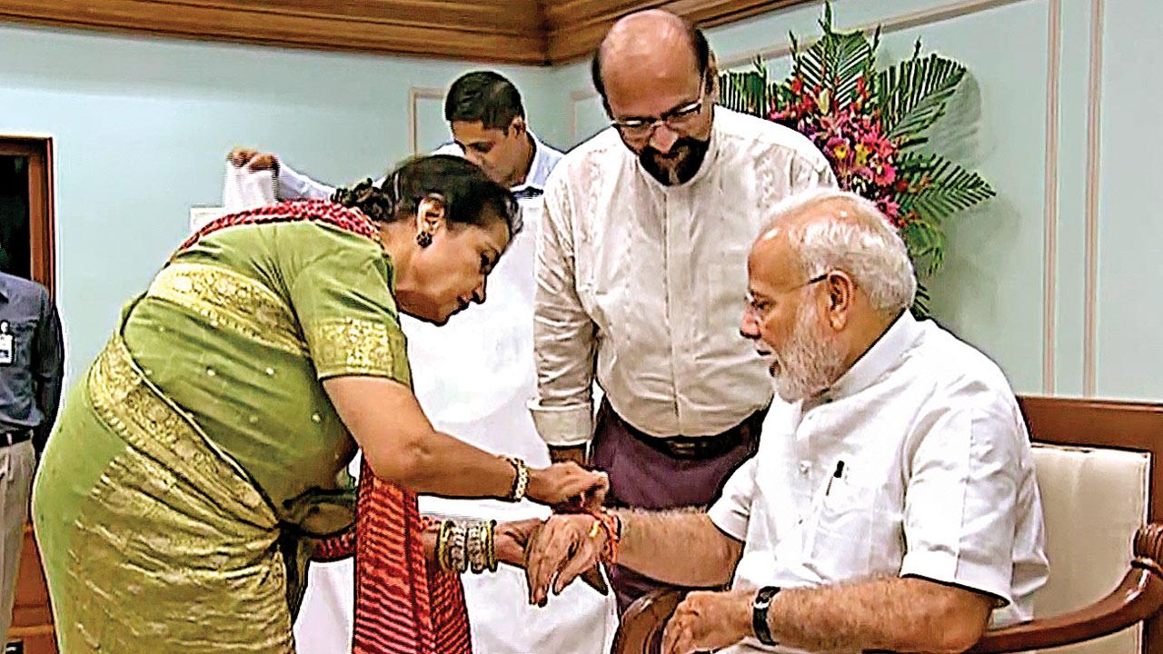 Raksha Bandhan 2019: PM Narendra Modi's Pakistani rakhi sister hails triple talaq law