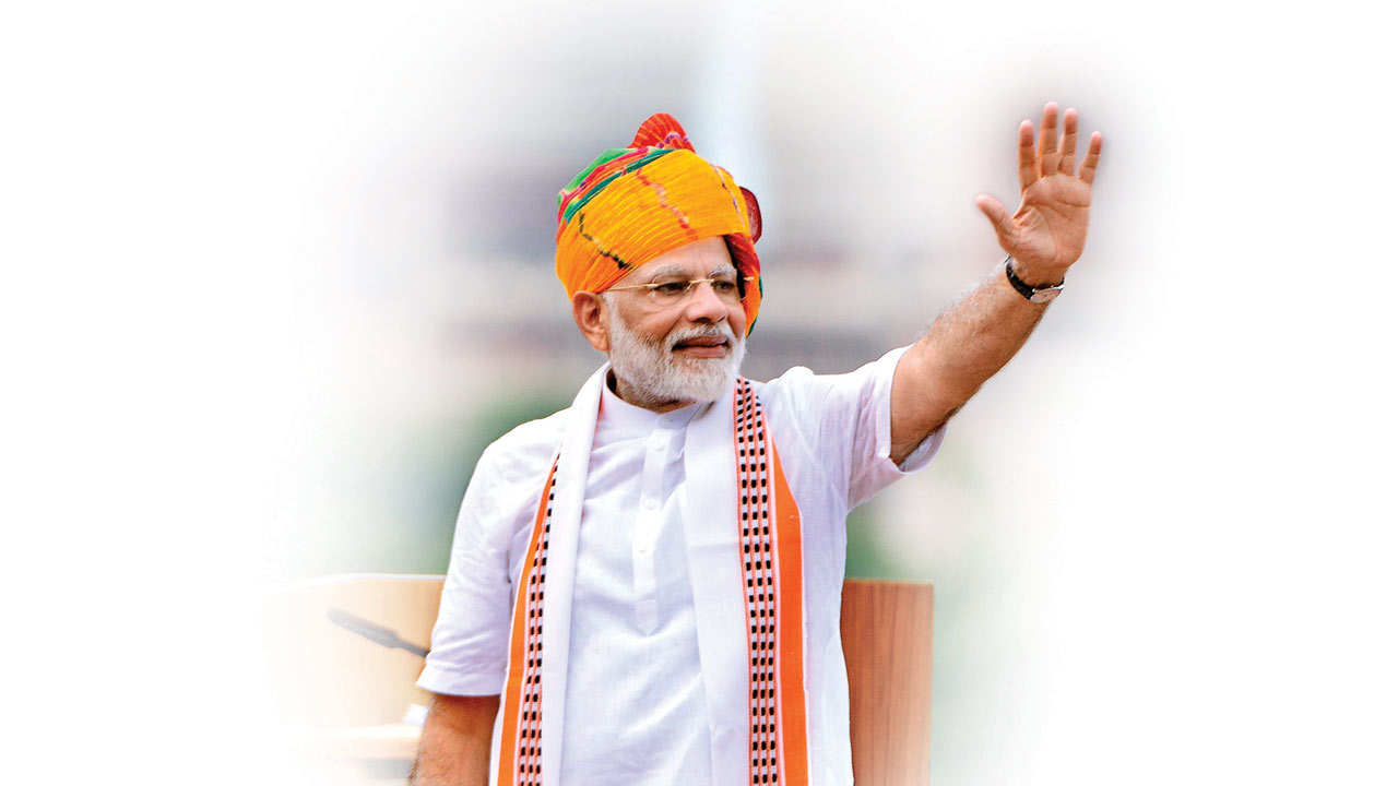 Independence Day 2019: Now, PM Narendra Modi integrates military