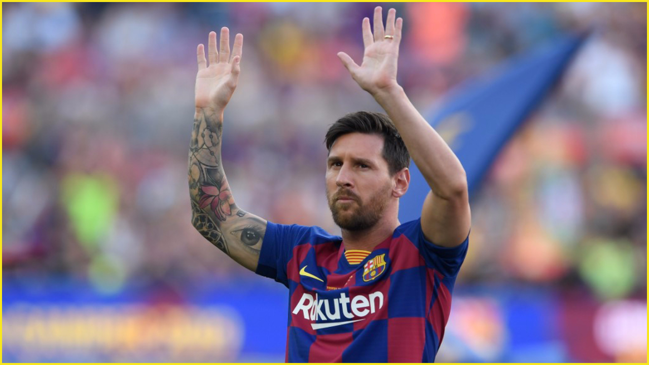 Lionel Messi to miss Barcelona's La Liga opening match