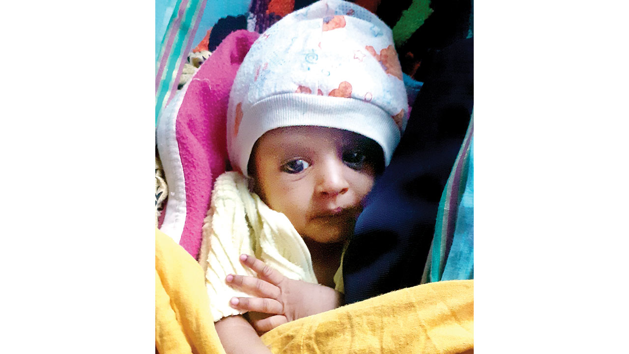 Maharashtra: Flood, pneumonia, heart ailment: 2-month-old has a big fight to conquer
