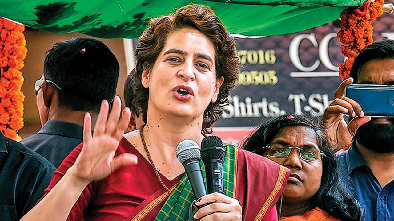 Priyanka Gandhi Vadra in trouble for her comments on Pehlu Khan