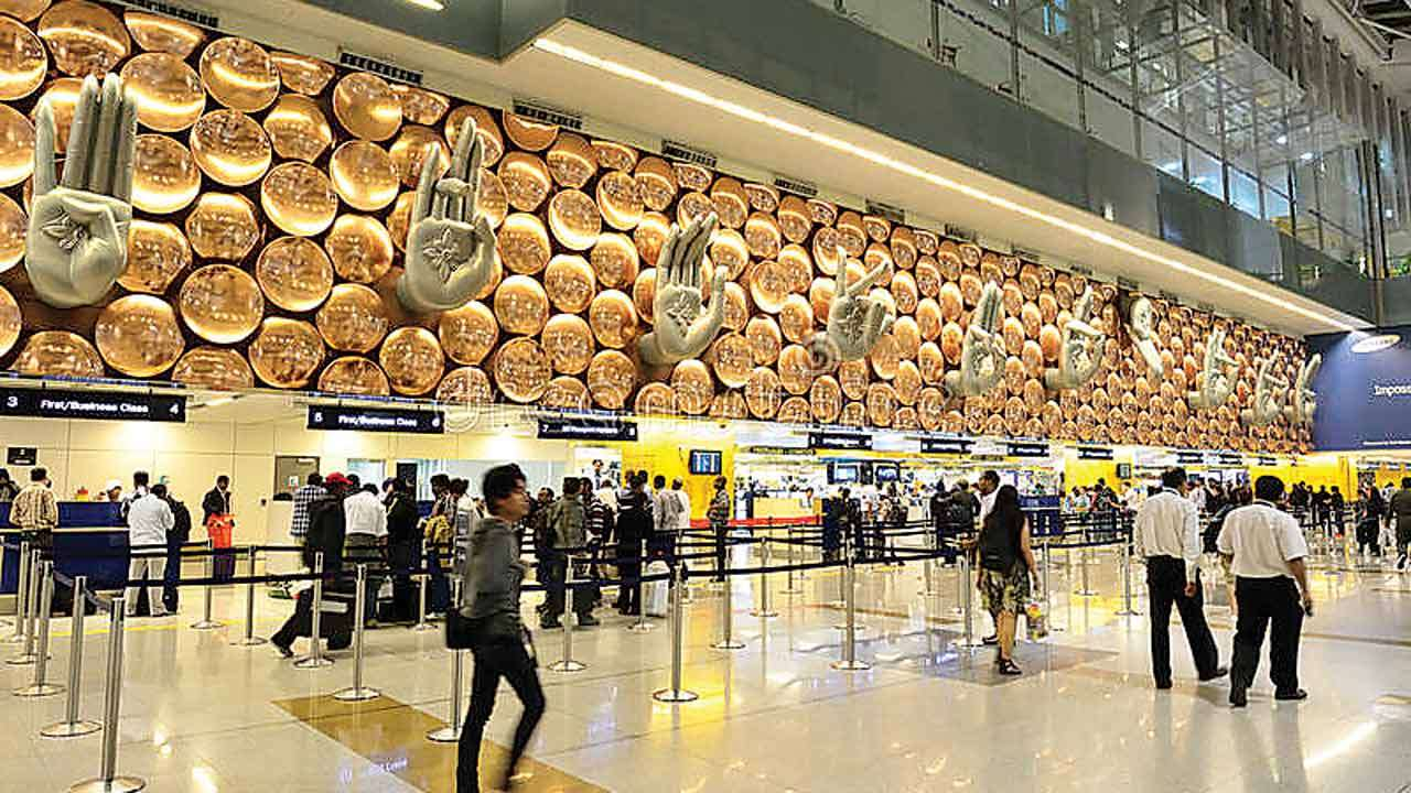 Man behind bomb threat call at Delhi airport arrested, his reason for this extreme step will shock you