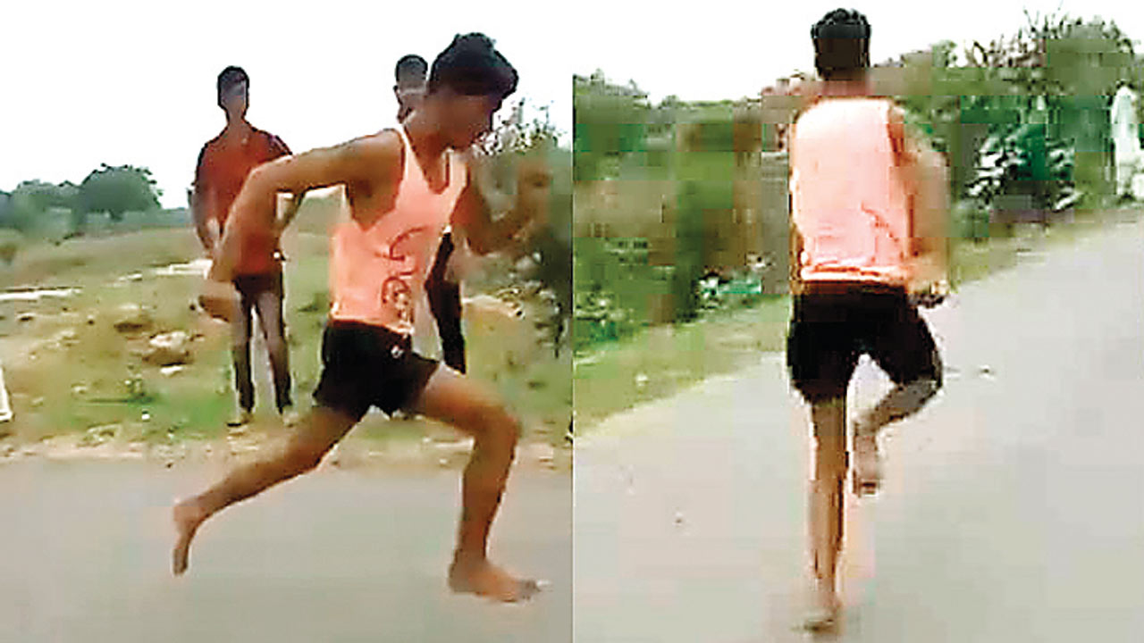 Boy from Madhya Pradesh runs 100 meters in 11 sec, gets Kiren Rijiju's support