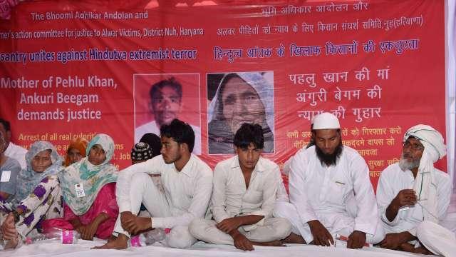 Pehlu Khan's family relieved as Raj govt constitutes SIT