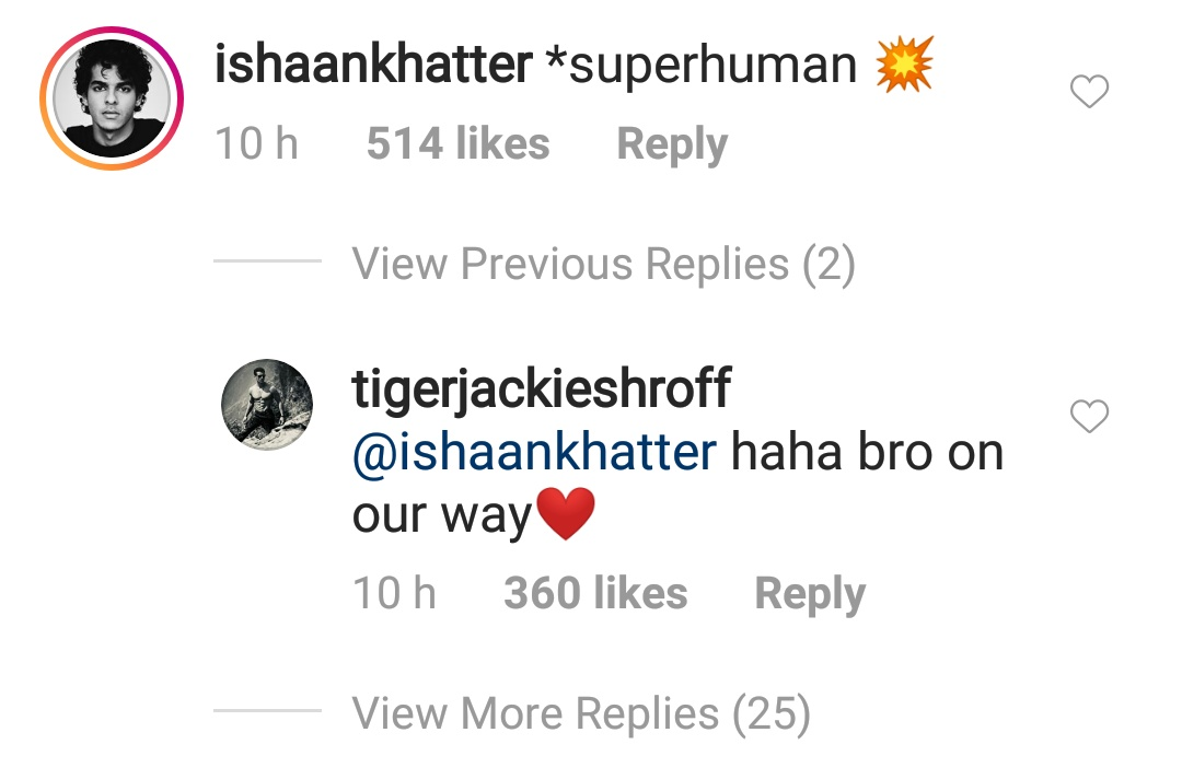 'Superhuman': Ishaan Khatter impressed as Tiger Shroff deadlifts 200 kgs with ease