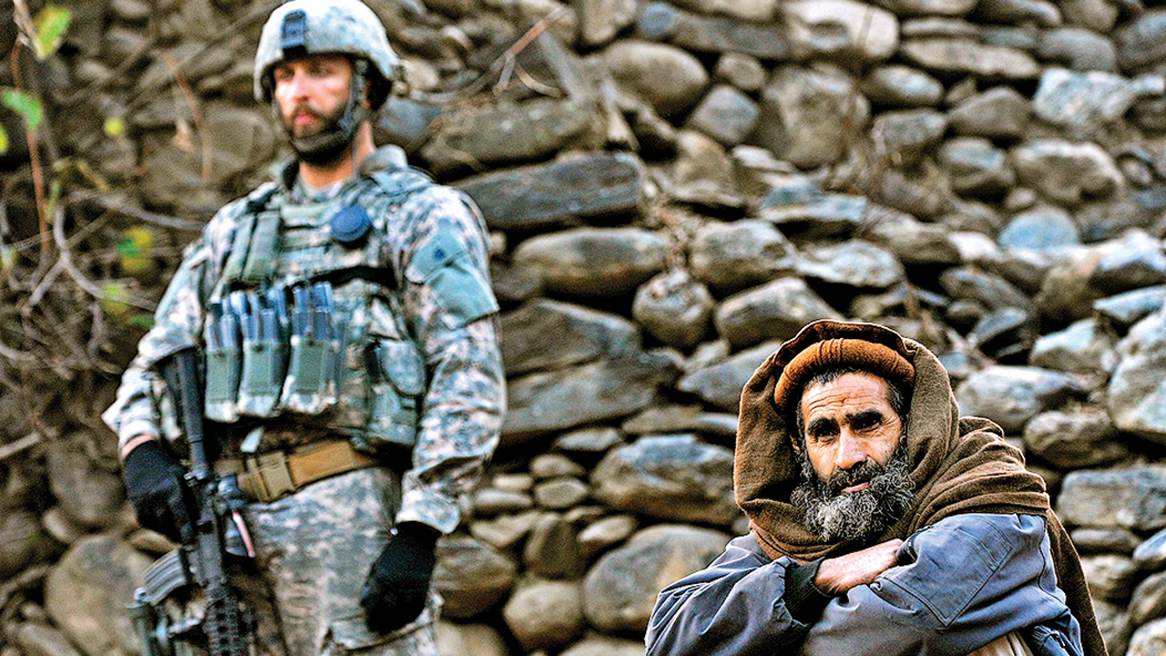 Taliban's seat at the table
