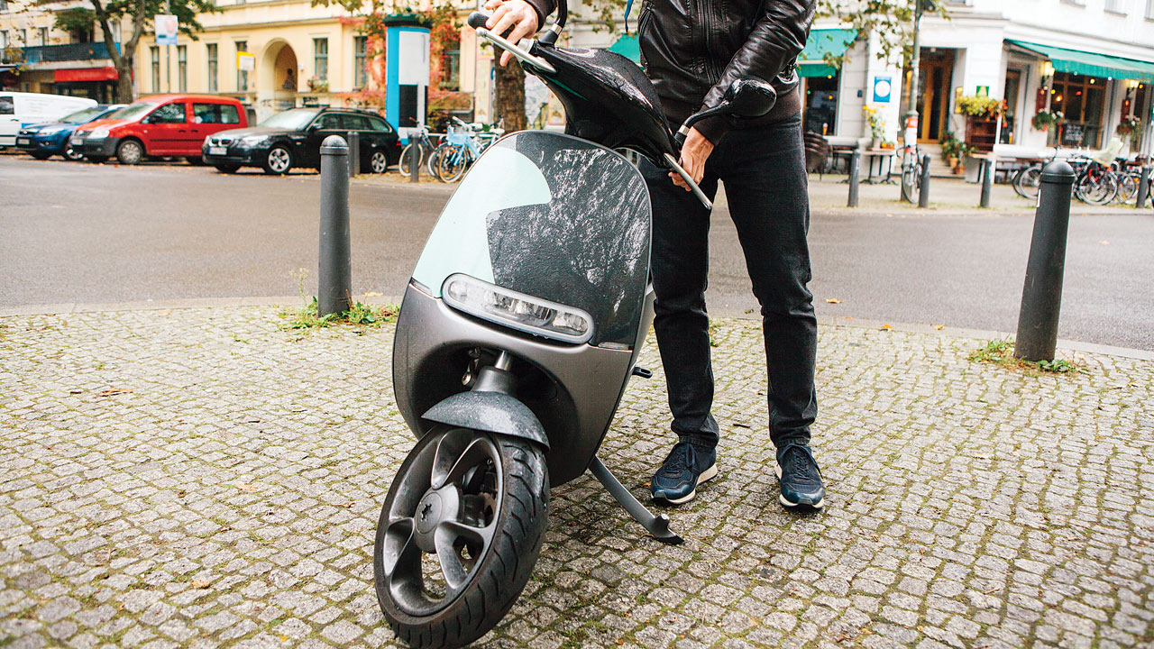EVs, most impactful factor for Indian two-wheeler industry