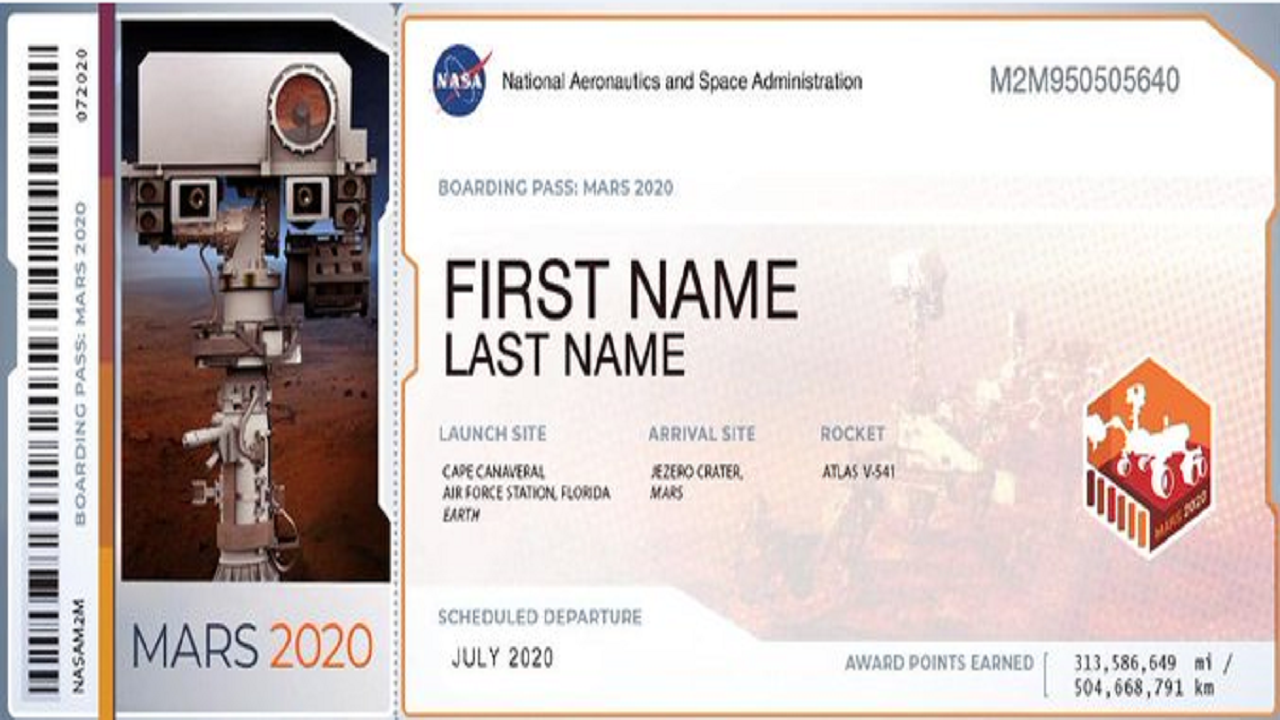 NASA Mars 2020: Here's how you can send your name to Red Planet free of cost