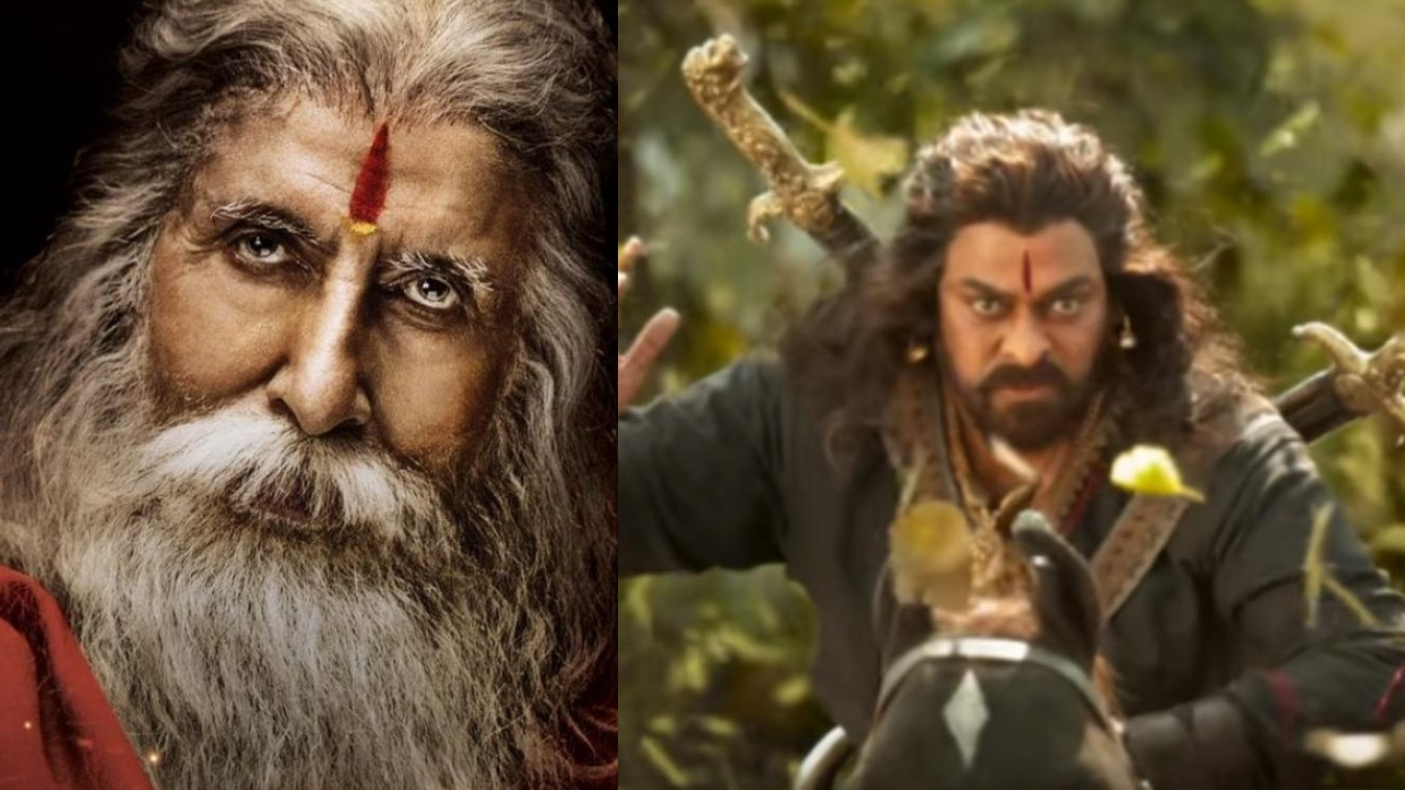 Did you know? Amitabh Bachchan said yes to 'Sye Raa Narasimha Reddy' because Chiranjeevi called him