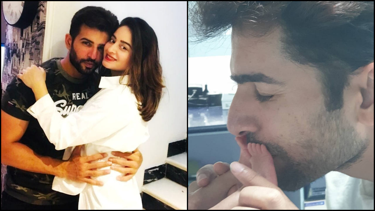 'It's a girl!', Jay Bhanushali and Mahhi Vij welcome their newborn baby