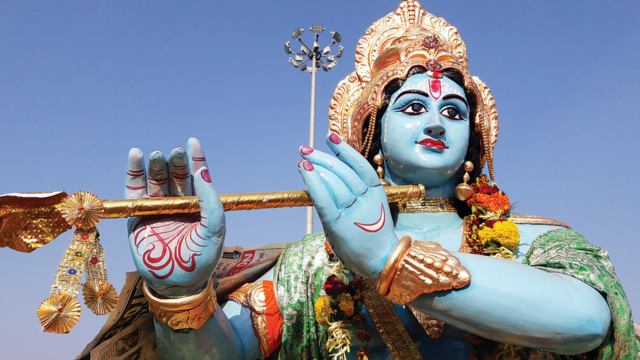 Shri Krishna the Ambassador of Ayurveda