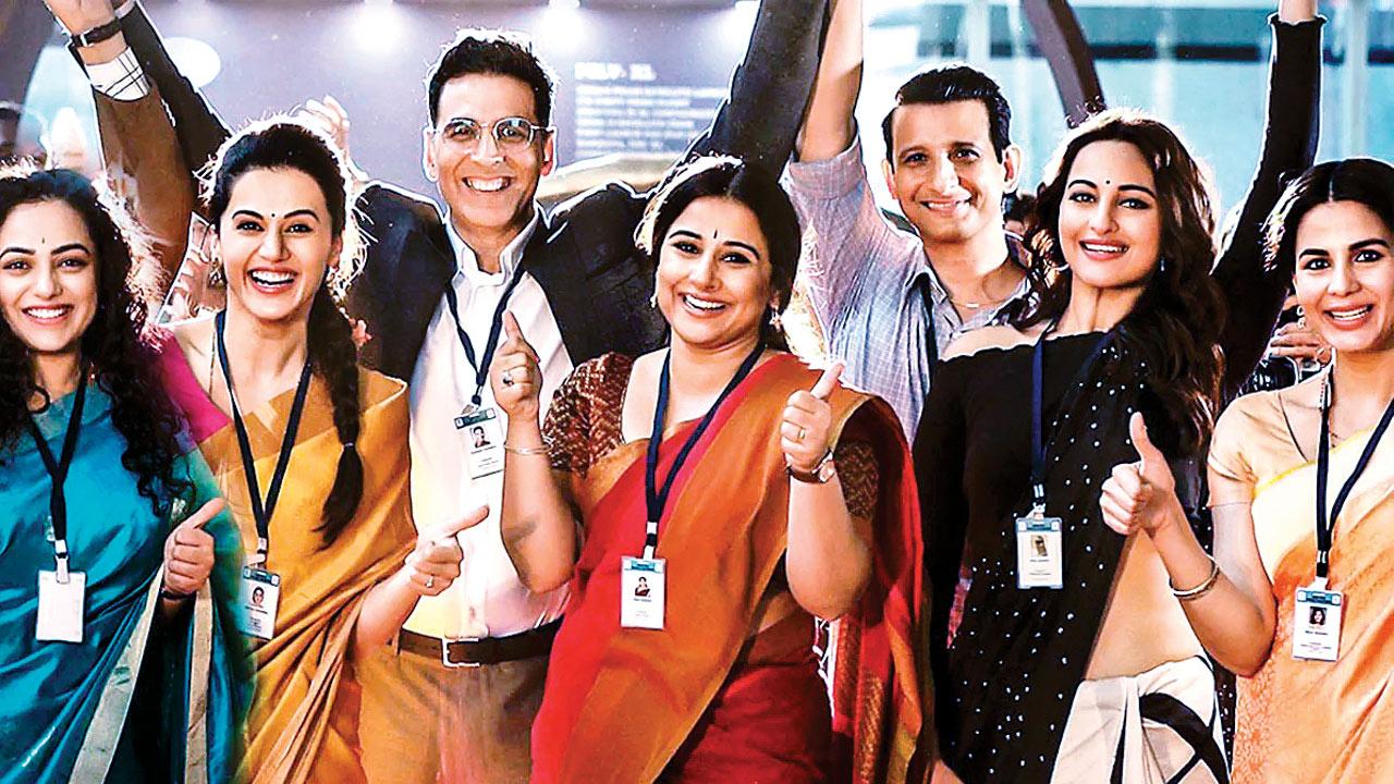 'Mission Mangal' Box Office: Akshay Kumar-Vidya Balan's film is UNSTOPPABLE, mints Rs 121.23 crore in 7 days