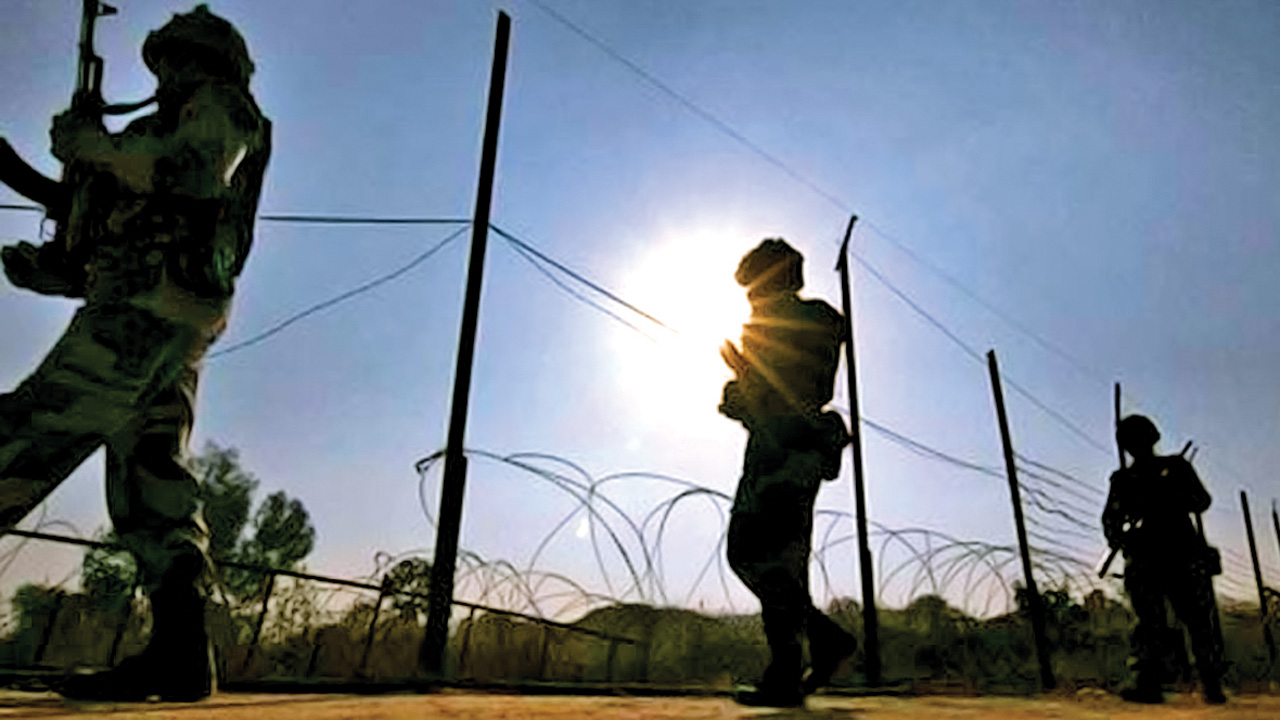 150 terrorists on prowl along Line of Control