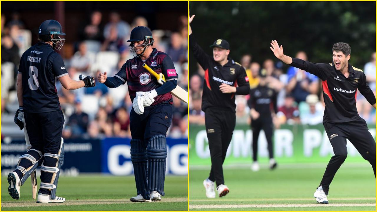 Leicestershire vs Nottinghamshire Dream11 Prediction: Best picks for LEI vs NOR today in Vitality T20 Blast 2019