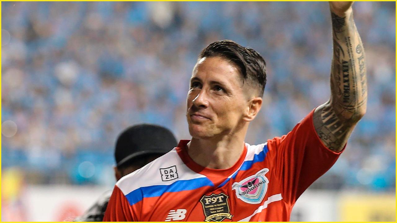 Tributes pour in as Spanish striker Fernando Torres retires