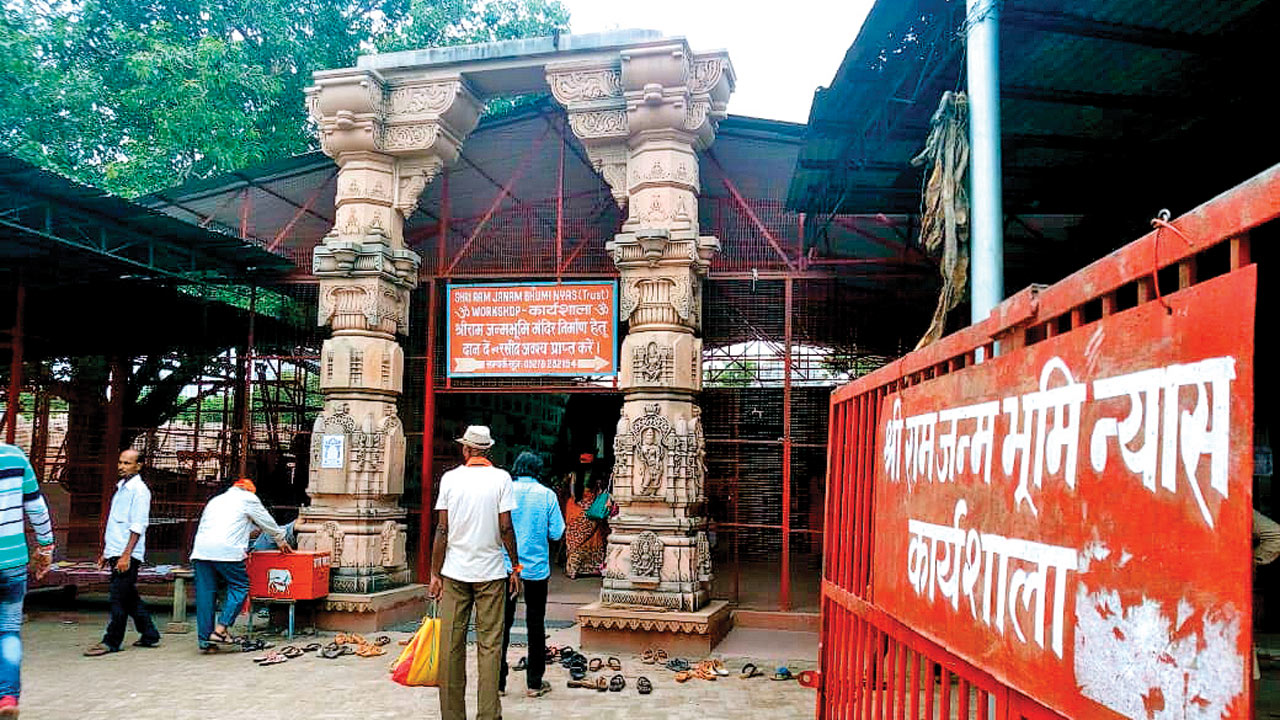 Ayodhya Dispute: Supreme Court at odds as Nirmohi Akhara argues against title of deity Ram