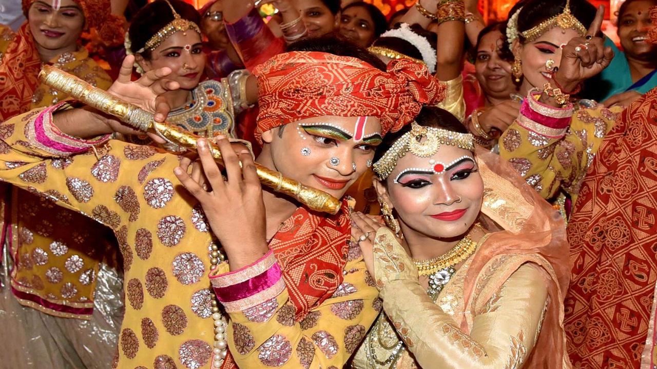 Janmashtami in Paris: How Lord Krishna's birthday celebrated in France