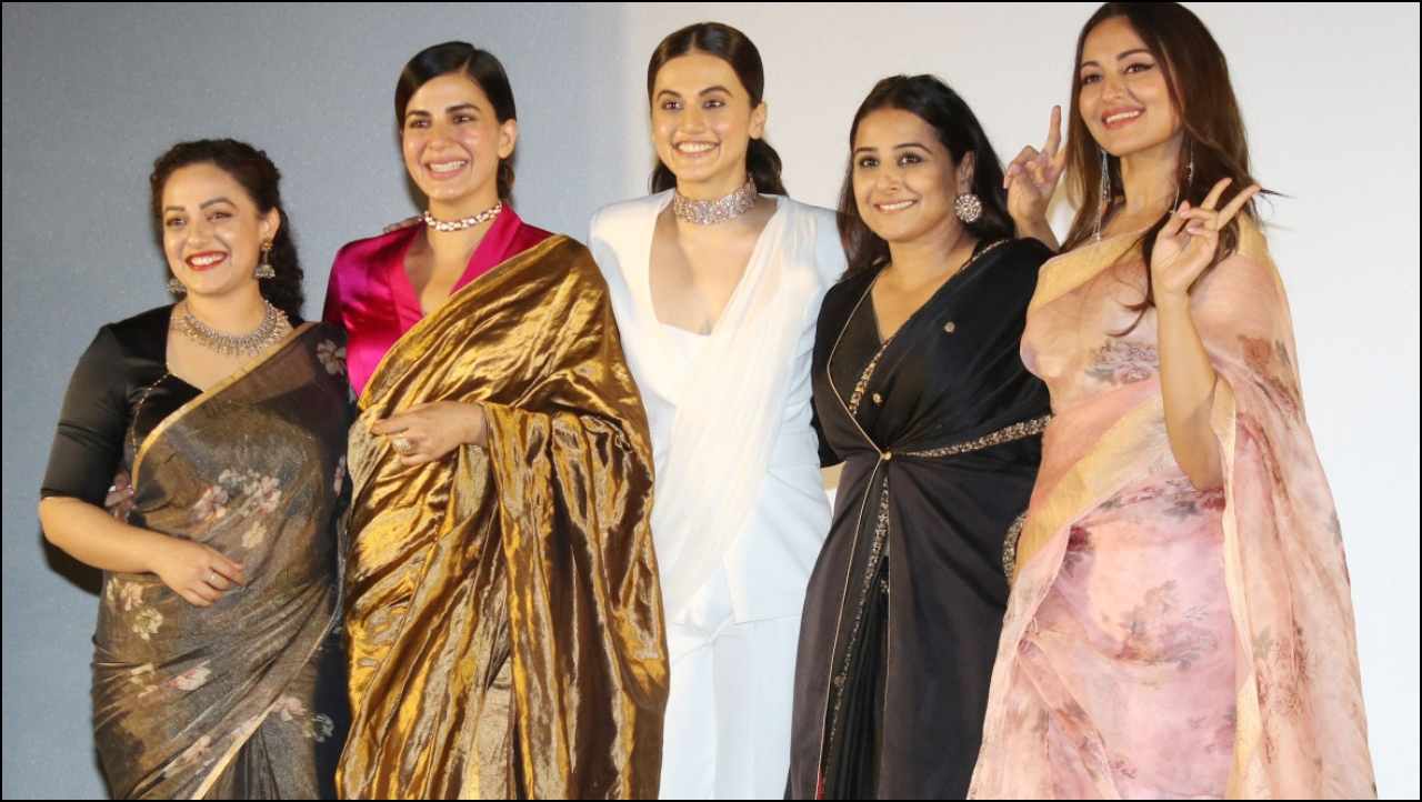 'We can also say that we women together gave Akshay sir his biggest opener': Taapsee Pannu on 'Mission Mangal' success