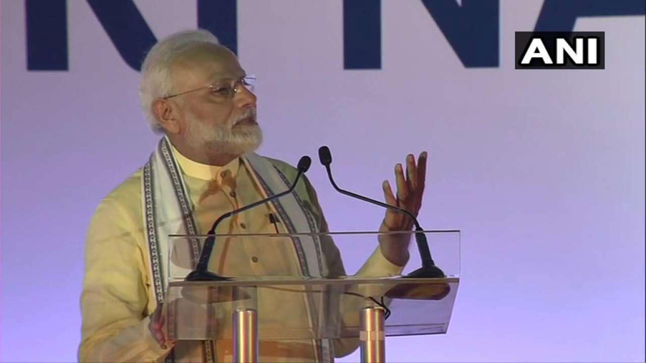 In Bahrain, Prime Minister Narendra Modi boasts of India's prowess