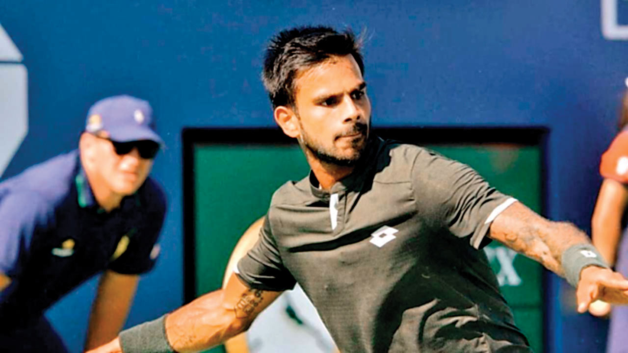 In his maiden Slam show, Sumit Nagal faces Roger Federer test on Ashe
