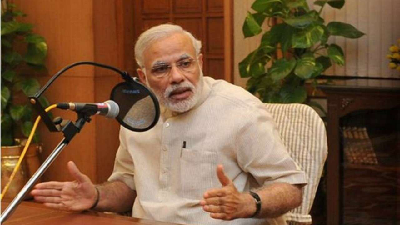 PM Modi's 'Mann Ki Baat' at 11 am today