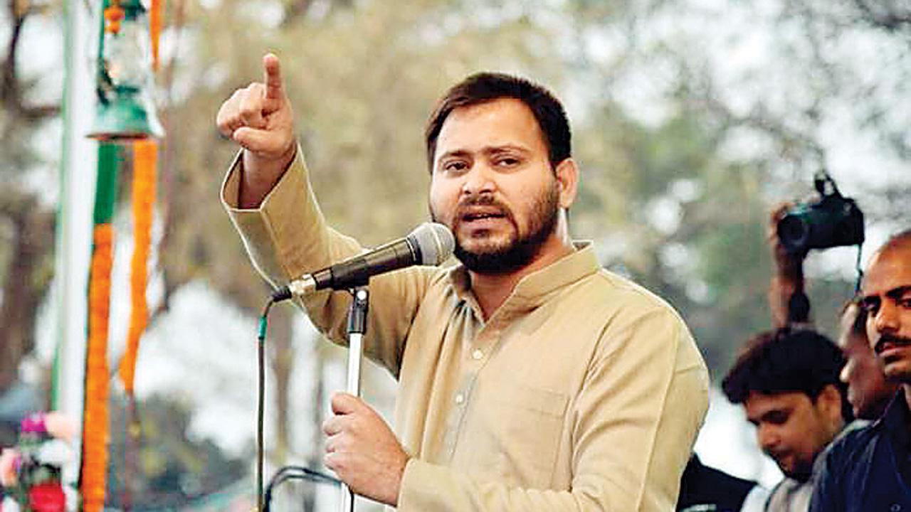 Tejashwi Yadav slams Bihar cop Lipi Singh for using leader's car