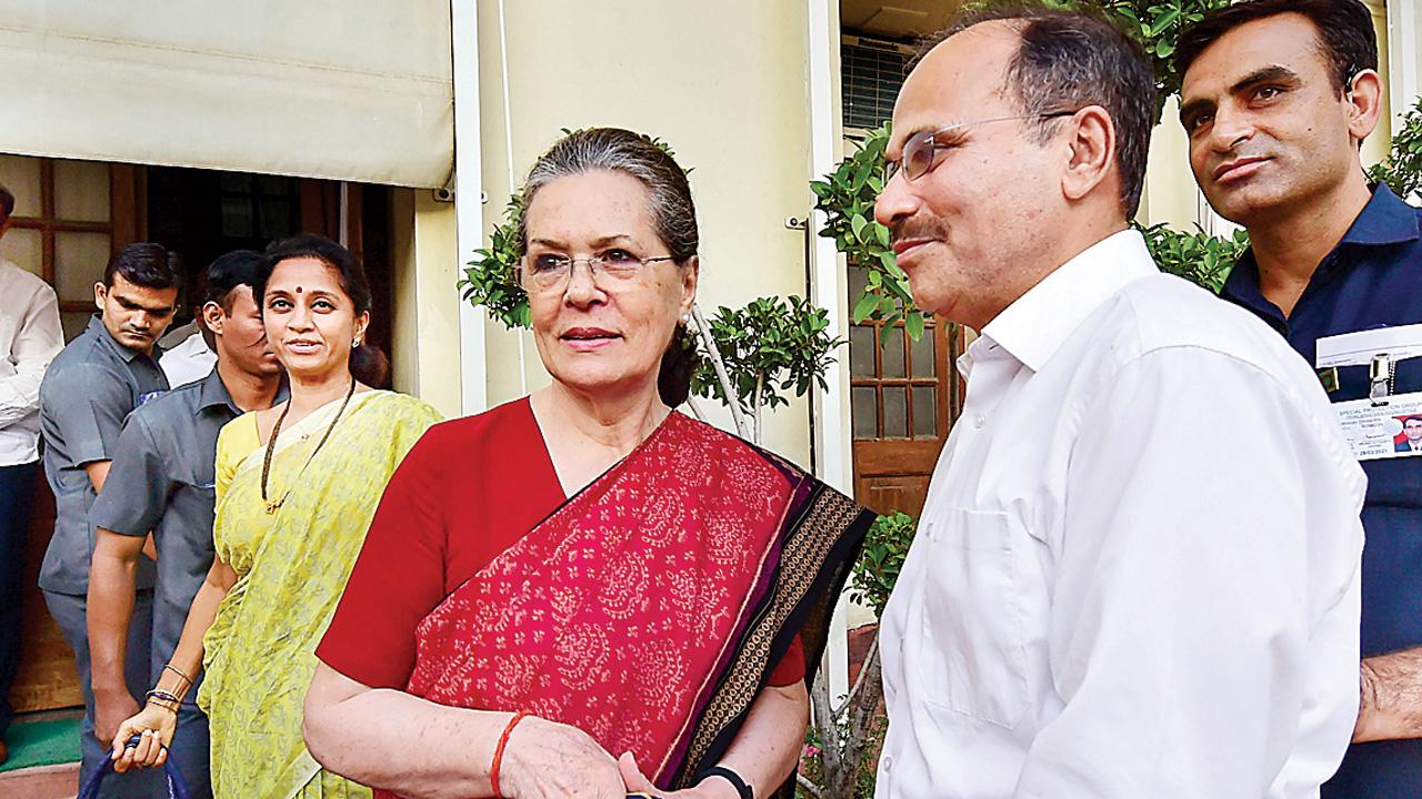 Adhir Ranjan Chowdhury, you buried Congress in grave: J Guv Satya Pal Malik