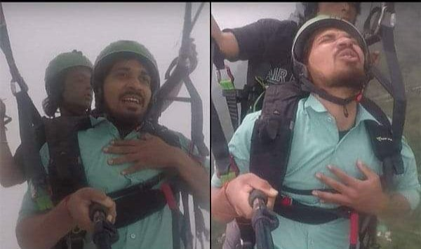 'Skydiving is in bucket list', says Vipin Sahu-paraglider whose video is creating buzz on social media