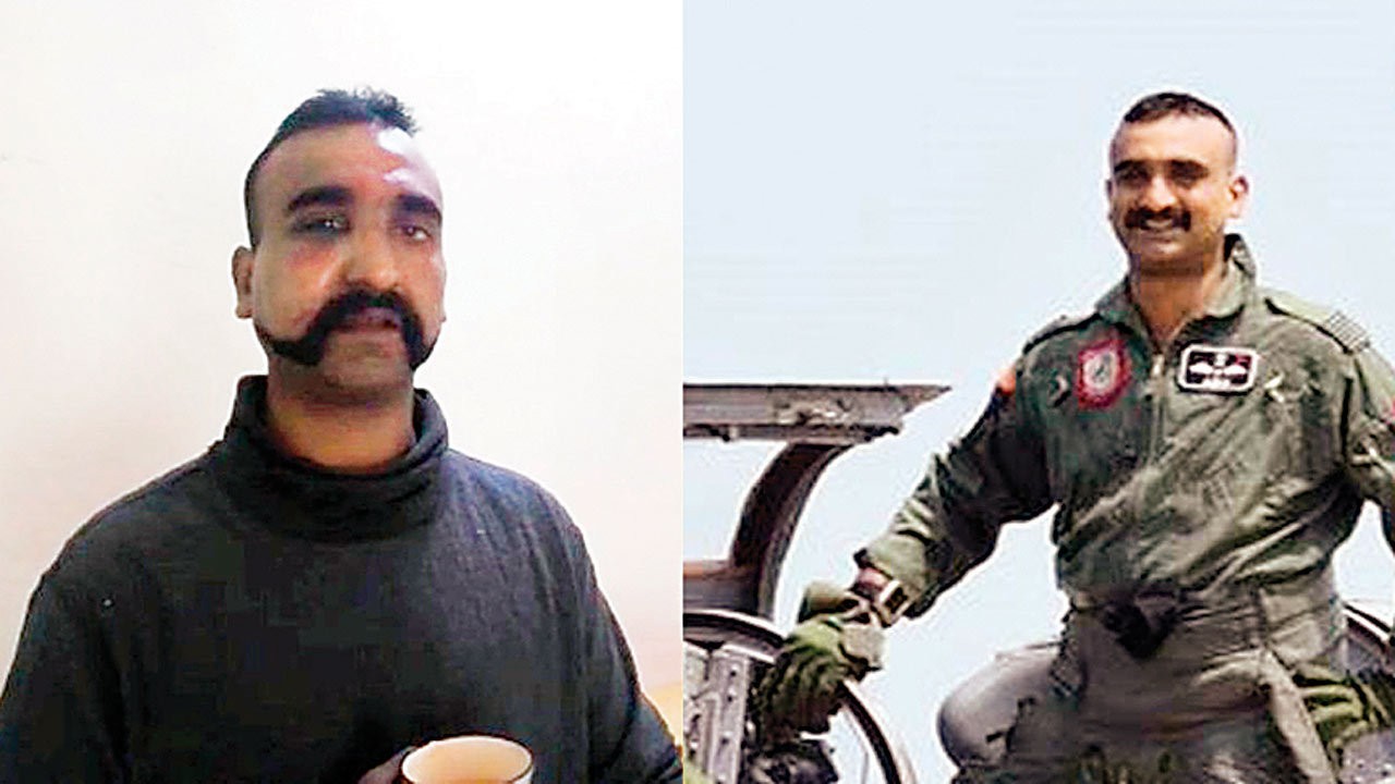 Gunslinger's gone: Abhinandan Varthaman's evolving style
